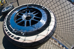 New soft compound Firestone Firehawks