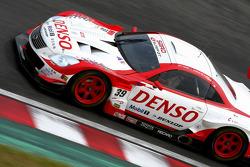 #39 Denso Dunlop Sard SC430: Toranosuke Takagi, Andre Couto, Koki Saga