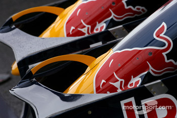 Red Bull Racing front wings