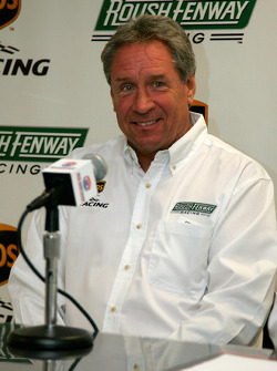 UPS/Roush Fenway Racing press conference: Jimmy Fenning