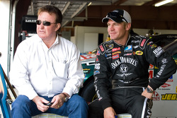 Richard Childress and Clint Bowyer