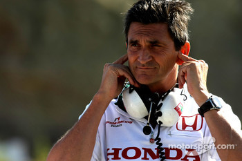 Jacky Eeckelaert, Honda Racing F1 Team, Chief Engineer