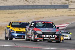 #138 GS Motorsports Chevrolet Cobalt SS: Andrew Danyliw, Gunter Schmidt