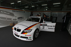 Jorg Muller, BMW Team Germany, BMW 320si
