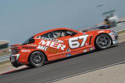 #67 Team MER Mazda RX-8: Donald Barnes, Jason Saini