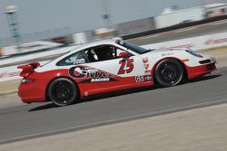 #25 CMAX/ Unitech Racing Porsche 997: Kris Wilson, David Russell, David Riddle