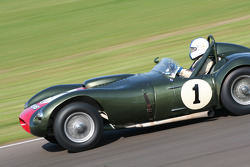 Sussex Trophy race: 1958 Allard Farrelac