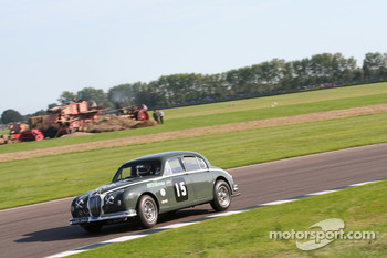 St. Mary's Trophy (Part 1): Winner Anthony Reid – 1959 Jaguar Mk 1