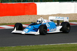 Alain De Blandre (B) Ryschka Motorsport, CART Lola Cosworth 2.8 V8 Turbo