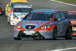 Adam Jones leads Stephen Jelley and Mike Jordan