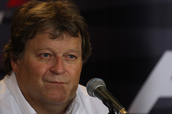 FIA Friday press conference: Norbert Haug, Mercedes, Motorsport chief
