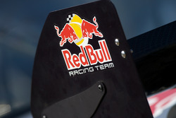 Red Bull Toyota rear wing detail