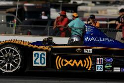 #26 Andretti Green Racing Acura ARX-01B Acura: Franck Montagny, Tony Kanaan, Marco Andretti