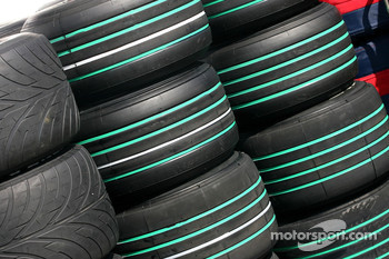 Bridgestone green tyres