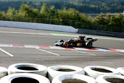 Patrick Van Heurck, Lotus 72, 1971
