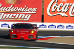 #62 Risi Competizione Ferrari F430 GT: Mika Salo, Jaime Melo