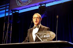 Seth Neiman - Flying Lizard Motorsports GT2 team championship award