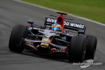 Sbastien Bourdais, Scuderia Toro Rosso, STR03