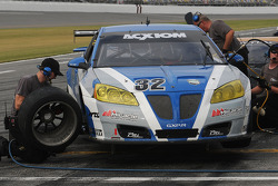 #32 PR1 Motorsports Pontiac GXP.R: Mike Forest, Thomas Merrill, Al Salvo
