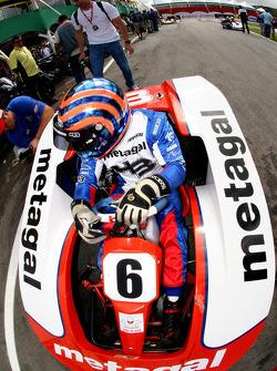 Tony Kanaan, IndyCar driver