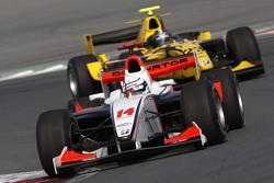 Andreas Zuber leads Giacomo Ricci