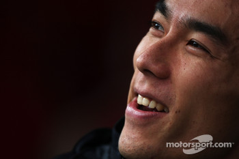 Takuma Sato, Test Driver, Scuderia Toro Rosso