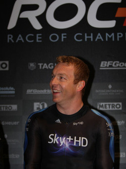 Press conference: Beijing Olympic Gold Medallist Chris Hoy