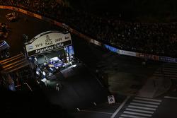 #301 Volkswagen Touareg: Carlos Sainz and Michel Périn
