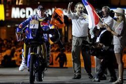 #1 KTM 690 Rallye: Cyril Despres