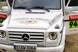 Team FleetBoard Mercedes-Benz: support vehicle