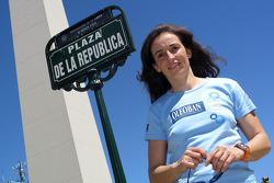 Elisabete Jacinto visits Buenos Aires