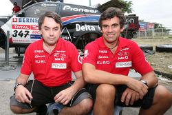 Ricardo Leal Dos Santos and Pedro Pires Lima