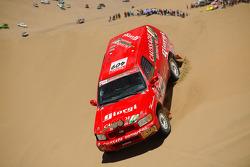 #409 Nissan Pathfinder: Frédéric Chavigny and Stéphane Singery