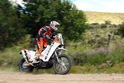 #14 KTM 690 Rallye: Alain Duclos