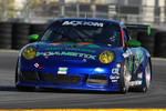 #14 Autometrics Motorsports Porsche GT3: Jack Baldwin, Claudio Burtin, Cory Friedman, Mac McGehee, Martin Ragginger
