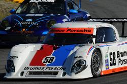 #58 Brumos Racing Porsche Riley: David Donohue, Antonio Garcia, Darren Law, Buddy Rice