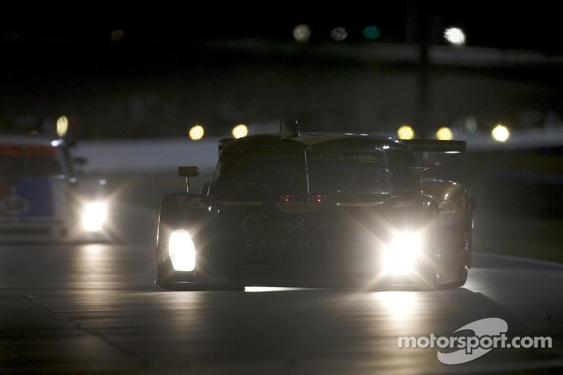 #16 Penske Racing Porsche Riley: Timo Bernhard, Ryan Briscoe, Romain Dumas