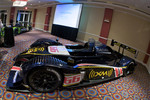 #66 de Ferran Motorsports Acura ARX 02a Acura on display