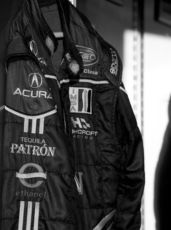 Patron Highcroft Racing driver suit