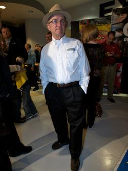 Champion's breakfast: Jack Roush, Roush Fenway Racing Ford owner