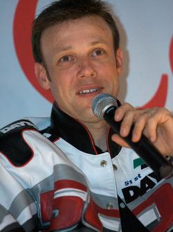 Champion's breakfast: 2009 Daytona 500 winner Matt Kenseth, Roush Fenway Racing Ford