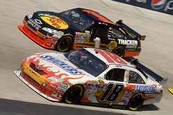 Kyle Busch and Martin Truex Jr.