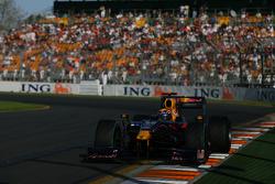 Mark Webber, Red Bull Racing, RB5