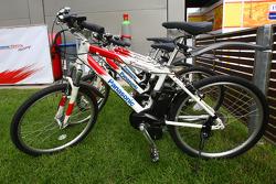 Toyota bikes, bike