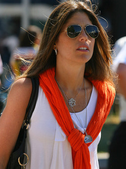 Silvana Barrichello, Wife of Rubens Barrichello