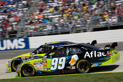 Carl Edwards, Roush Fenway Racing Ford, Mark Martin, Hendrick Motorsports Chevrolet