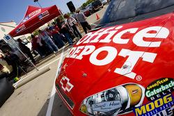 Office Depot fan event in Grapevine, Texas