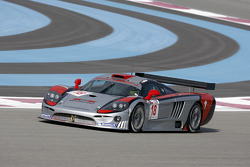 #18 K Plus K Motorsport Saleen S7: Adam Lacko