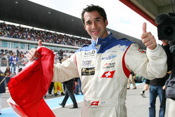 Race winner Neel Jani, driver of A1 Team Switzerland
