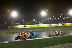 Dani Pedrosa, Repsol Honda Team, Chris Vermeulen, Rizla Suzuki MotoGP, Alex De Angelis, San Carlo Honda Gresini